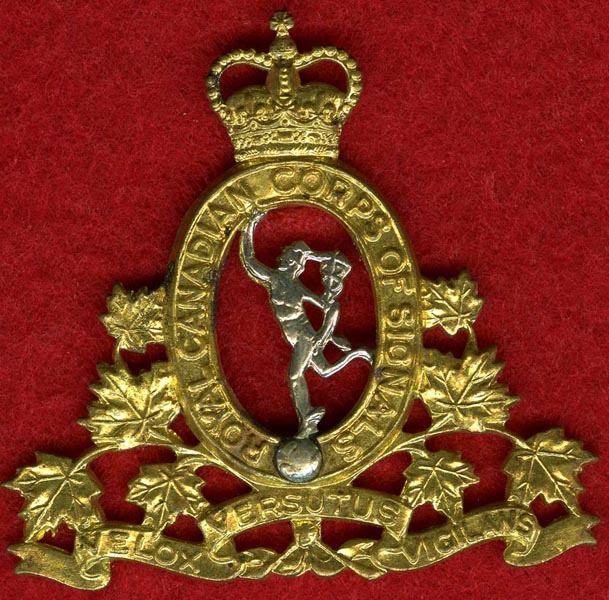 Royal Canadian Corps Of Signals