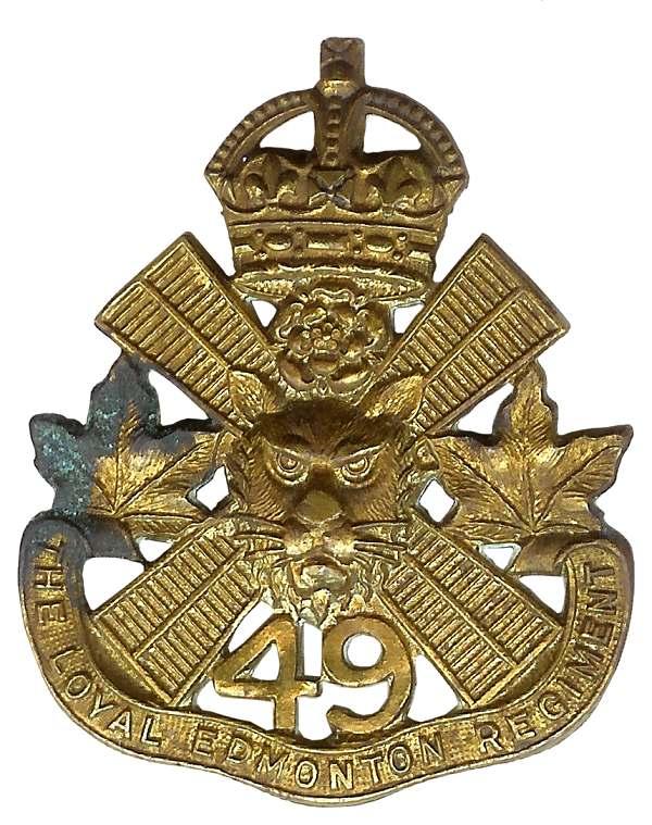 M.152 THE LOYAL EDMONTON REGIMENT