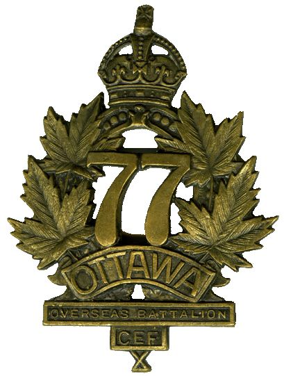 77th Battalion (Ottawa)