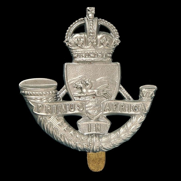 Durban Light Infantry Cap Badge