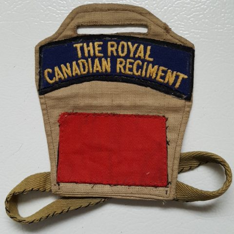 The Royal Canadian Regiment 1 Canadian Infantry Division Italy