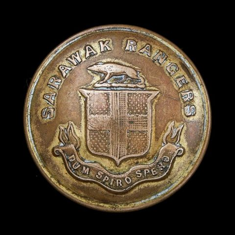 Sarawak Rangers Uniform Button