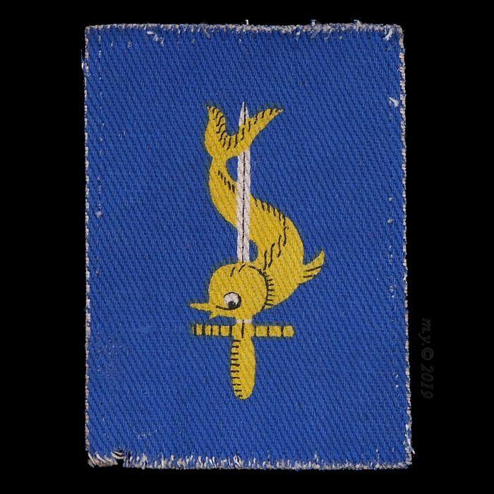 3 Port Task Force Formation Sign