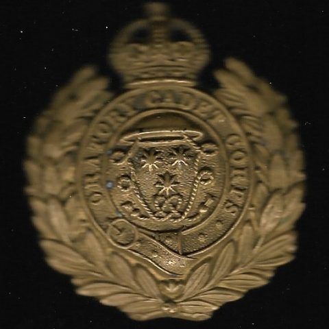 Oratory Cadet Corps