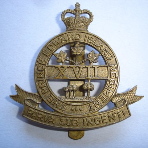 Prince Edward Island Regiment