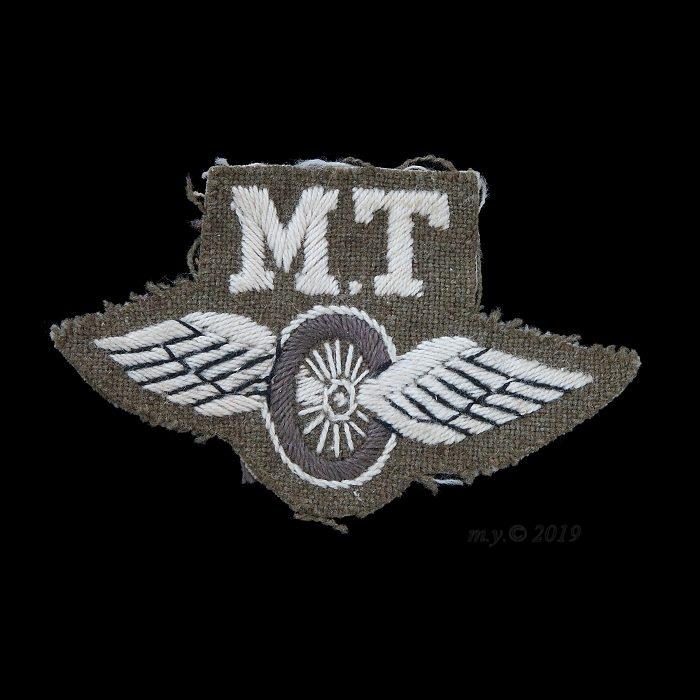Winged Wheel Motor Transport Proficiency Badge