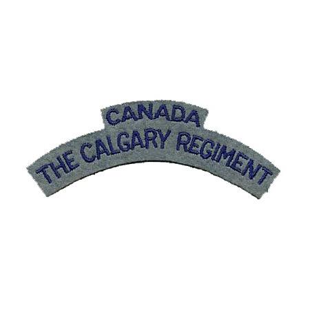Calgary Regiment (Tank)