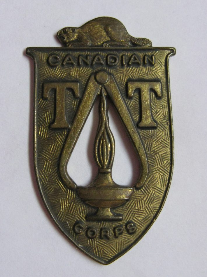 Canadian Technical Training Corps 1943-46