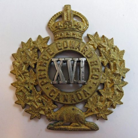 XVI Prince Edward Regiment