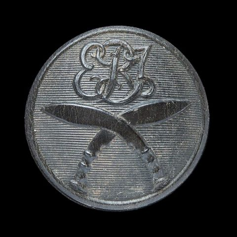 2nd King Edward VII's Own Gurkha Rifles (The Sirmoor Rifles) Uniform Button