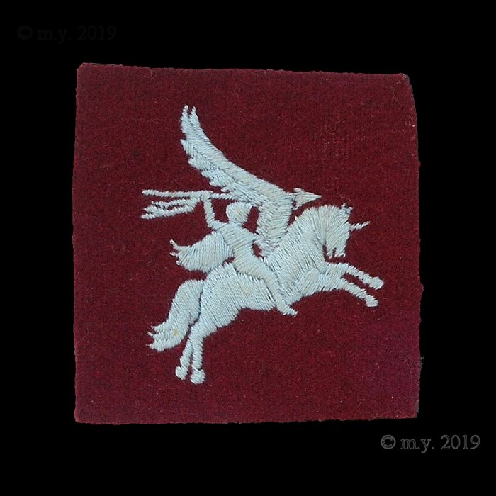 1st & 6th Airborne Division Formation Sign Arm Badge 1941