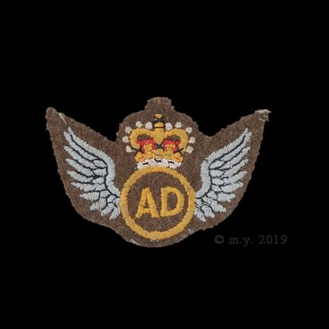Air Dispatcher Royal Corps of Transport Proficiency Badge