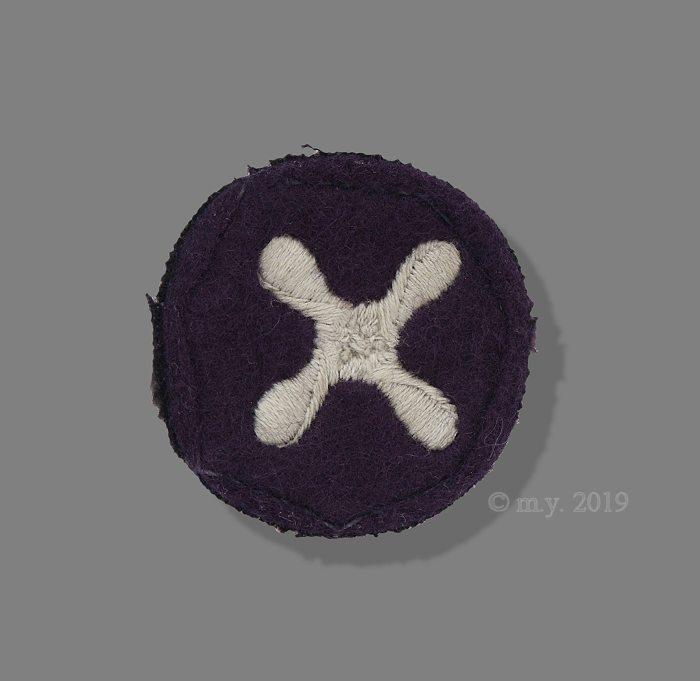 Royal Air Force Chief Technician Arm Badge