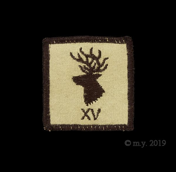 15 Psychological Operations Group formation sign