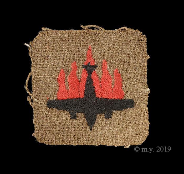 5th Anti-Aircraft Division Formation Sign (>1940)