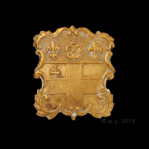 Christ's Hospital, Horsham Officers Training Corps Cap Badge