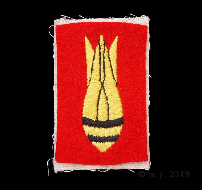 Bomb Disposal Arm Badge (Army) – The British & Commonwealth Military