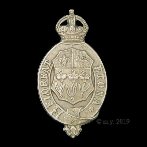 Eton College OTC Officers Training Corps Cap Badge