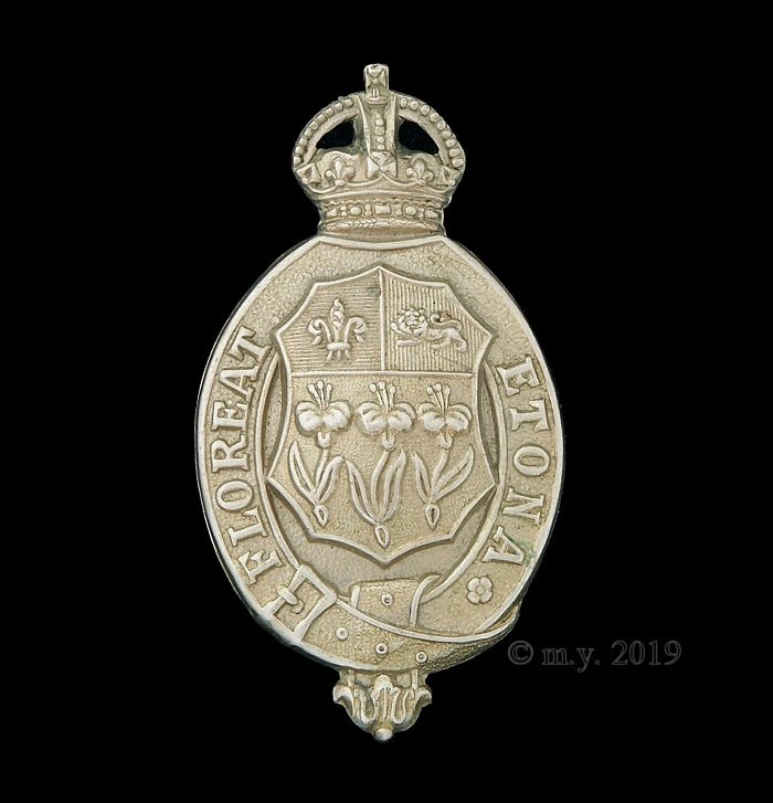 Eton College Officers Training Corps Cap Badge