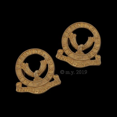 Air Training Corps Collar Badges