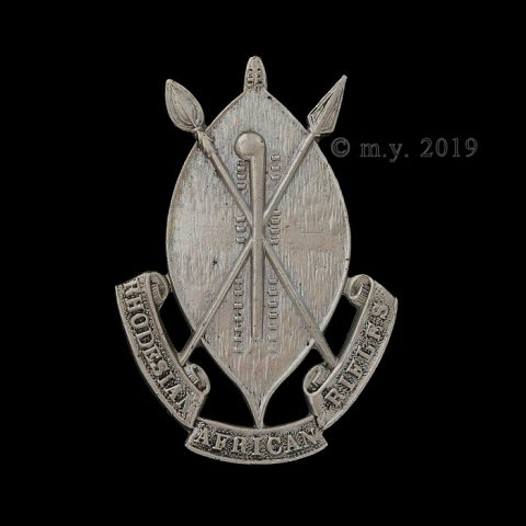 Rhodesian African Rifles Cap Badge