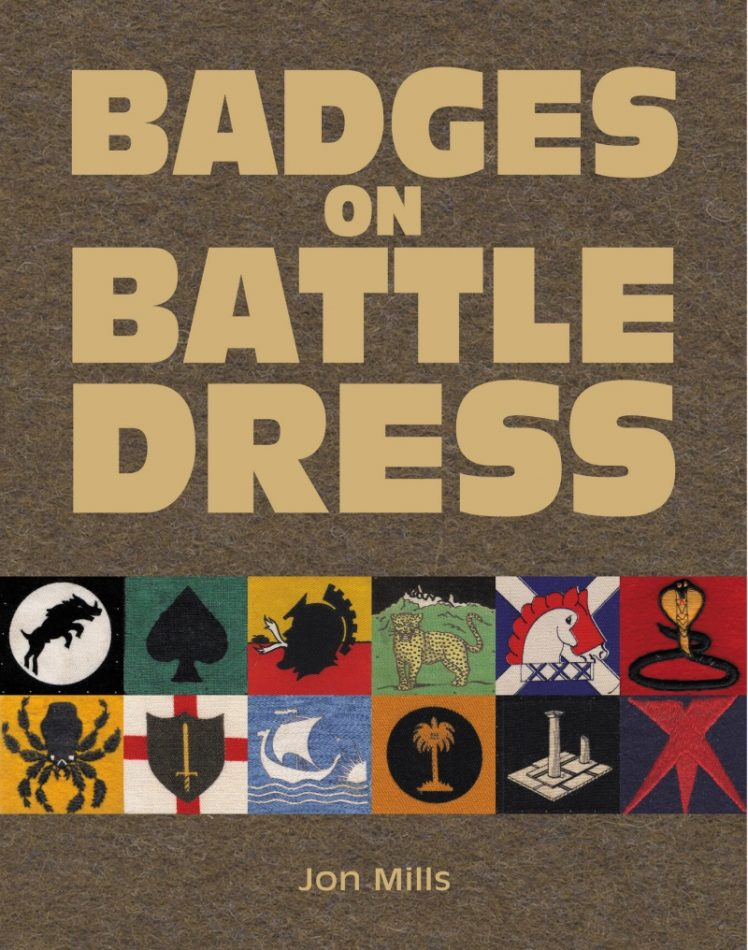 Badges on Battle Dress Volume 2
