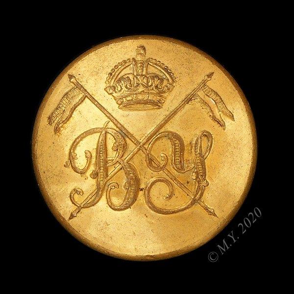 Bedfordshire Yeomanry Uniform Button