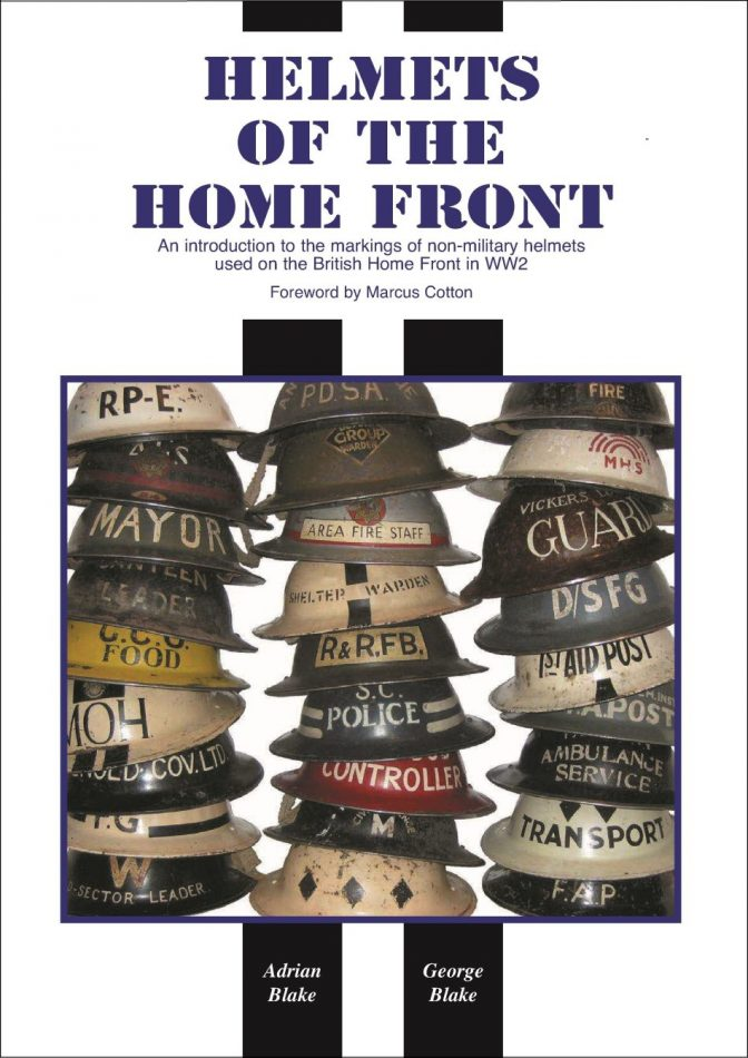 Book: Helmets of the Home Front