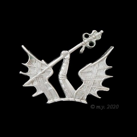 Honourable Artillery Company Beret Badge