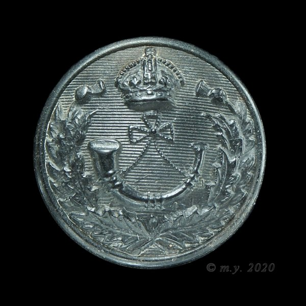 Cameronians (Scottish Rifles) Uniform Button
